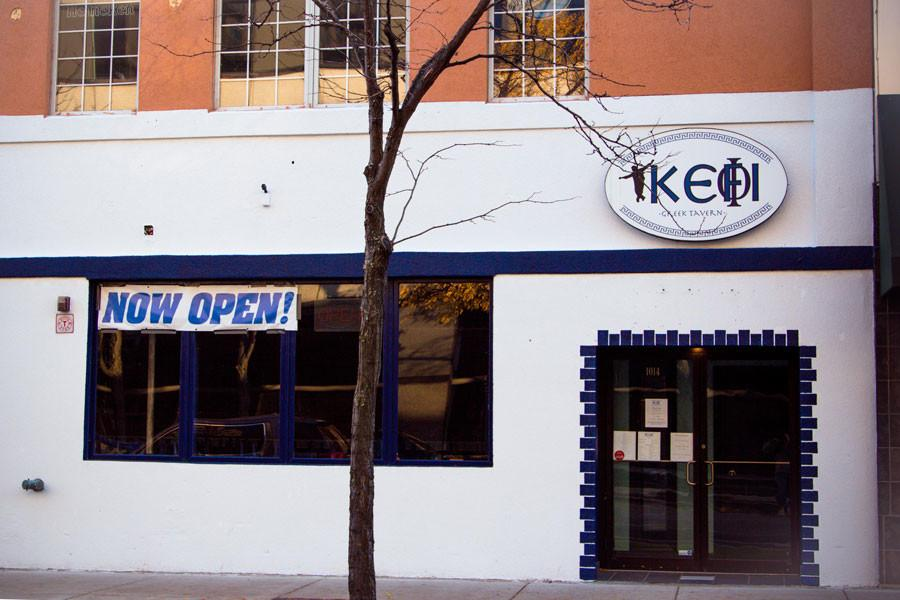 Kefi Greek Tavern, located at 1014 Church St., opened over the summer as an extension of restaurant and entertainment venue 27 Live. Kefi offers both traditional and modern Greek cuisine.