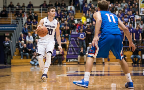 Men's Basketball: Foul trouble proves instrumental in Wildcats' close win