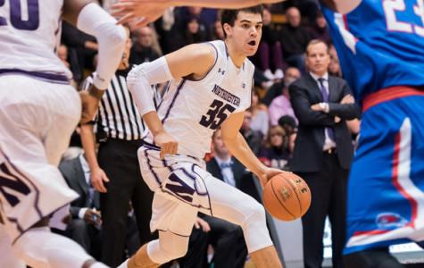 Men's Basketball: Northwestern holds off Fairfield's late run