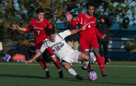 Men's Soccer: Wildcats finish regular season on low note with loss to Wisconsin