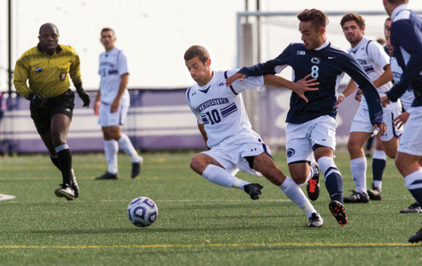 Men's Soccer: With Big Ten title on the line, Northwestern isn't looking past Wisconsin