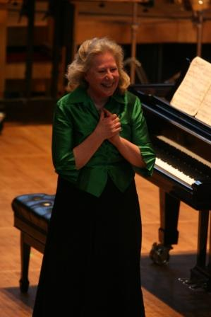 Former Bienen prof. Ursula Oppens will perform at Northwestern on Saturday. This will be her first time on campus since she was a member of the faculty.