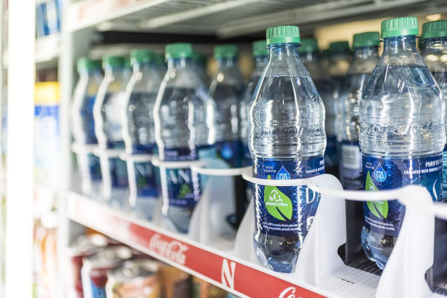 By the end of the year, Northwestern aims to eliminate bottled water from three campus C-stores. Pura Playa, a group dedicated to the reduction of plastic waste, has worked with the University to phase out bottled water on campus, and eventually from vending machines and athletic events.