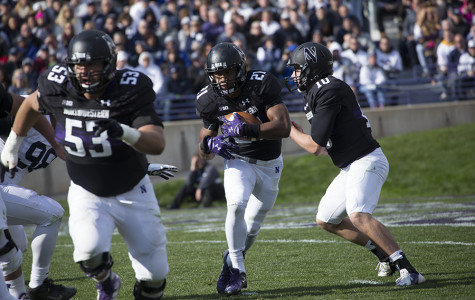 Rapid Reaction: Northwestern edges Penn State 23-21