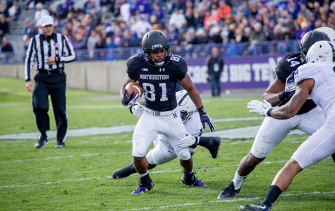 Football: Wildcats' receiving corps still searching for footing
