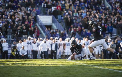 Football: Jack Mitchell's day goes from bad to good with game-winning field goal