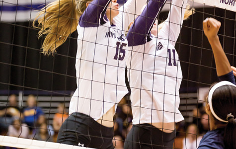 Volleyball: Wildcats limping to the finish line
