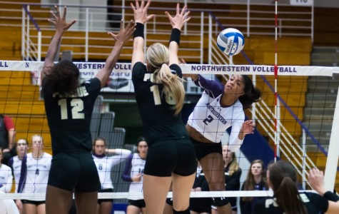 Volleyball: Abbott, Northwestern aiming for first two-game win streak since September