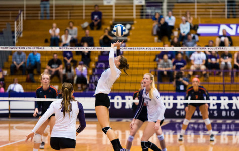 Volleyball: Wildcats' hopes for a win uprooted by Golden Gophers