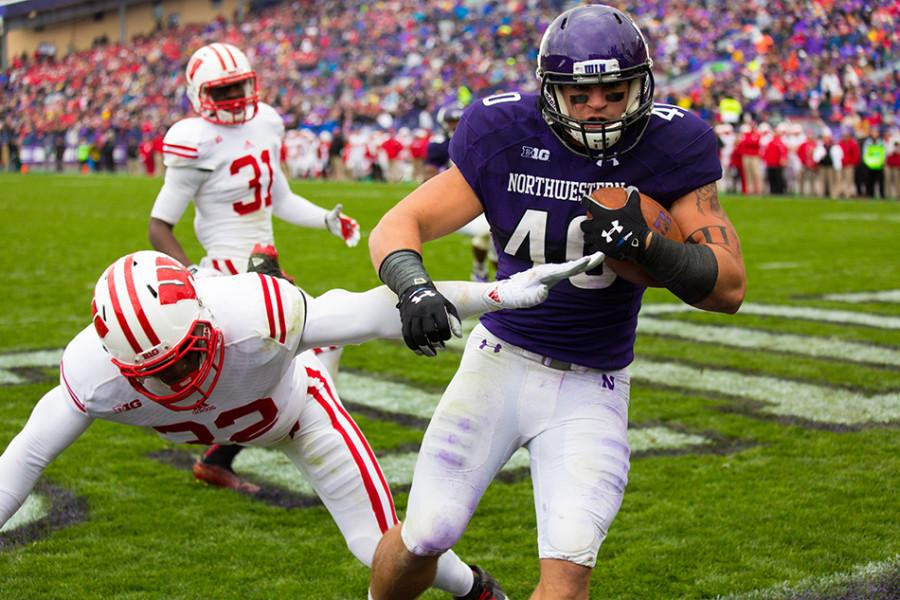 Northwestern vs. Wisconsin: Wildcats take on the Badgers