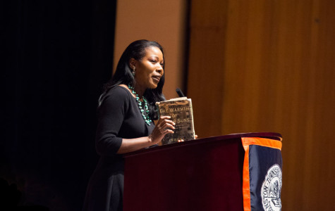 Author draws hundreds to speech about legacy of Great Migration at Evanston Township High School