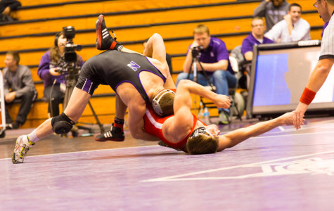 "Wrestling: Wildcats ""knock the rust off"" in season-opening meet"
