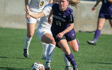 Women's Soccer: Double-overtime gives Northwestern NCAA Tournament win