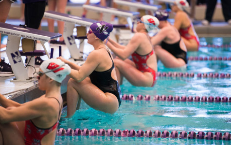 Women's Swimming: Wildcats gearing up for major competition