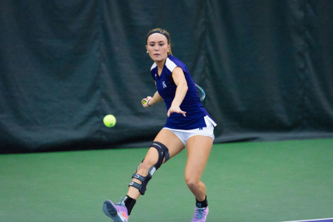 Women's Tennis: Wildcats wrap up fall season at home