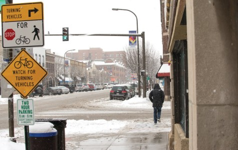 Chicago breaks snowfall record with November's first flurries