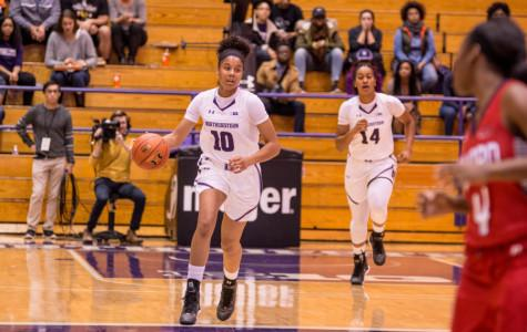 Women's Basketball: Poor rebounding leads to Wildcats' first loss