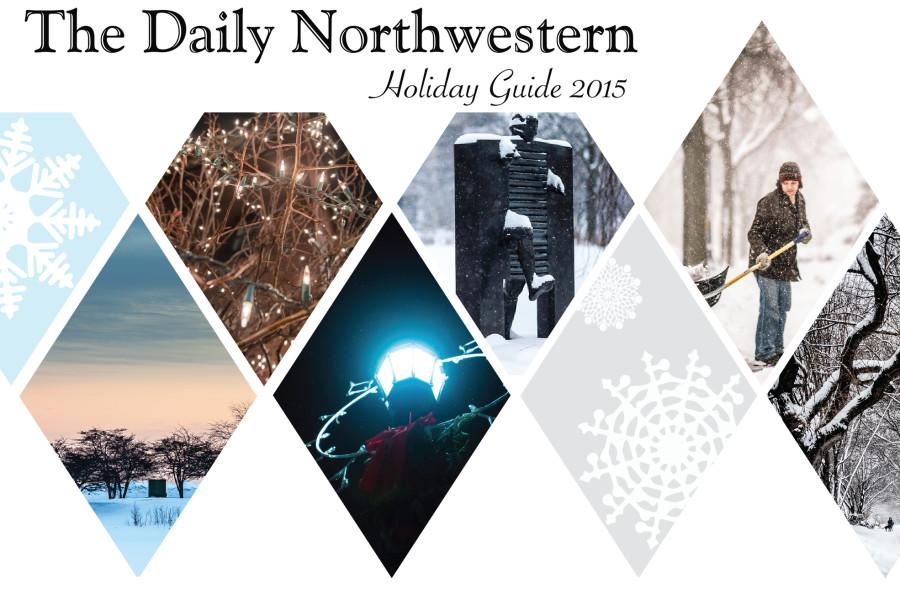 The+Daily+Northwestern+presents%3A+Holiday+Guide+2015