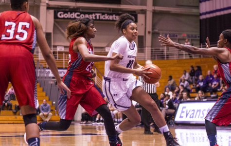 Women's Basketball: Nia Coffey double-double helps Northwestern remain perfect