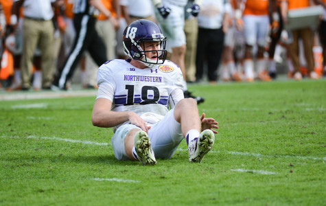 Football: Outback Bowl blowout brings 'disappointing' end to Northwestern's season