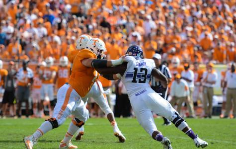 Captured: Northwestern blown out against Tennessee in Outback Bowl