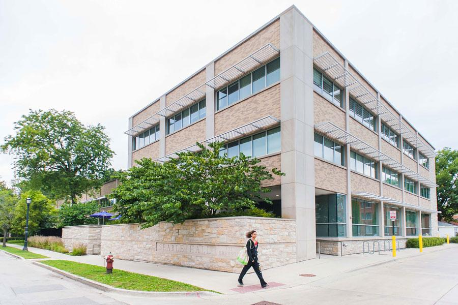 The Center for Awareness, Response and Education, housed in the Northwestern University Health Service building, is the focus of an Associated Student Government report about sexual assault prevention. The report, released at Wednesday's ASG Senate meeting, identified gaps in student knowledge and university services with regard to sexual assault awareness and prevention.
