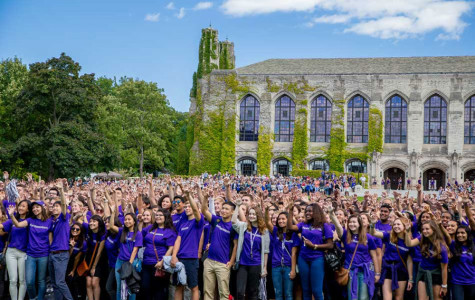 Northwestern sets new record for applications, increasing 9 percent from last year