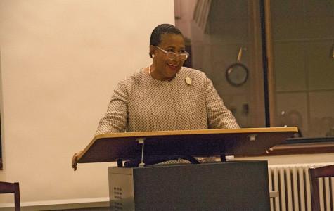 First female black senator Carol Moseley Braun recounts years of public service