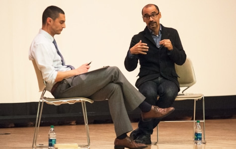 Pulitzer Prize-winning author Junot Diaz discusses his experience as an immigrant