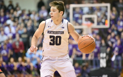 Men's Basketball: Northwestern loses at home to Maryland, 10-game win streak snapped