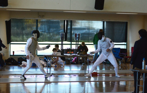 Fencing: Northwestern seniors gain valuable experience at North American Cup