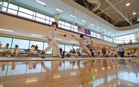 Fencing: Northwestern prepares for two top-10 opponents at Penn Duals