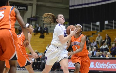 Women's Basketball: Northwestern drops Big Ten opener to Penn State