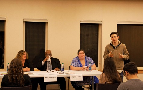 Panelists discuss stigmas about homelessness
