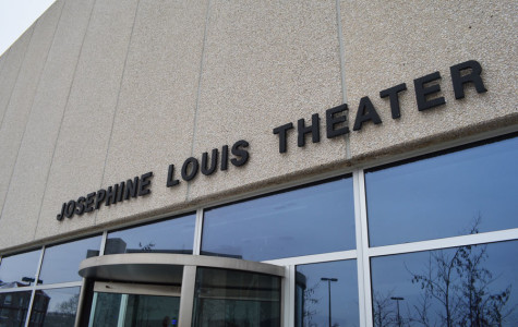 The Josephine Louis Theater was renovated recently, to make it more accessible to patrons. New elements, like a wheelchair lift and wheelchair-accessible seating, have been added.