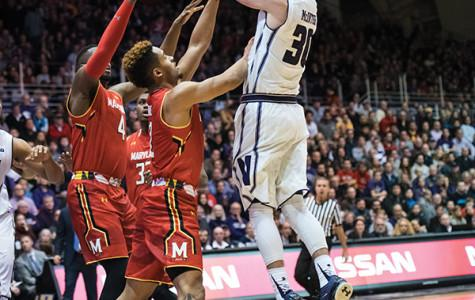 Men's Basketball: Wildcats hoping for complementary scoring against Michigan State