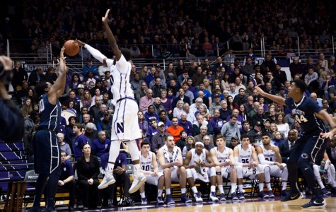 Men's Basketball: Defense critical to Northwestern's chance to upset Indiana