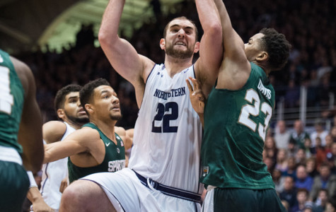 Men's Basketball: Wildcats blown out at home against Michigan State