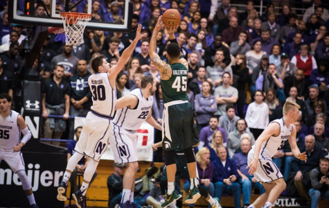 Men's Basketball: Wildcats shredded by Denzel Valentine in loss to Spartans
