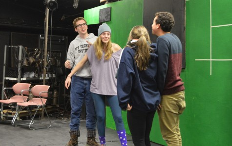 "Comedy group to perform improvisation with a splash of technology in ""Control Alt Mee-Ow"""