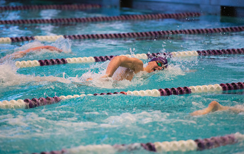 Men's Swimming: Young Northwestern looking for valuable experience in weekend duals