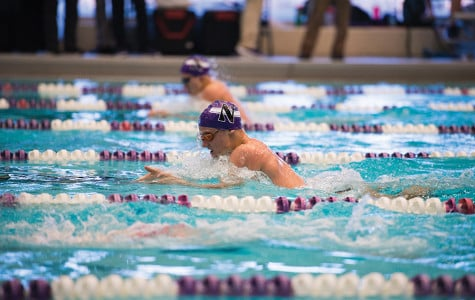 Men's Swimming: Wildcats face Notre Dame in first meet of past few months