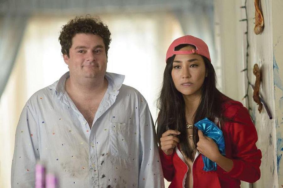 """Greta Lee (Communication '05) stars in the Tina Fey and Amy Poehler film """"Sisters."""" Lee has appeared on TV shows like """"Girls"""" and """"Inside Amy Schumer"""" since graduating from Northwestern."""