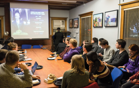 Political Union, College Democrats host State of the Union viewing party