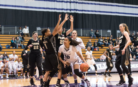Women's Basketball: Depth an issue again as Northwestern falls at Michigan State, 74-51