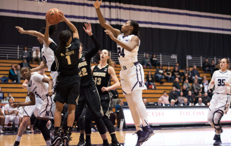 Women's Basketball: Struggling Wildcats face off against Big Ten's best