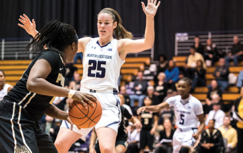 Women's Basketball: Wildcats go ice cold from long range in loss to Michigan State