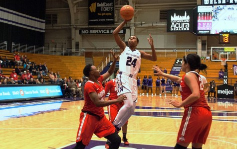 Women's Basketball: Northwestern downed by No. 8 Maryland, falls to 2-4 in Big Ten