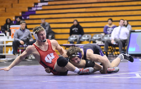 Wrestling: Wildcats' losing streak stretches to eight despite Malone, Tsirtsis wins
