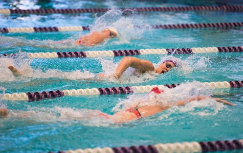 Women's Swimming: Northwestern to face Iowa on senior night